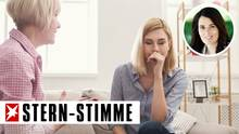 Wenn Marianne und ihre Mutter sich in den letzten Jahren sprachen, ging das immer unschön aus (Symbolbild)