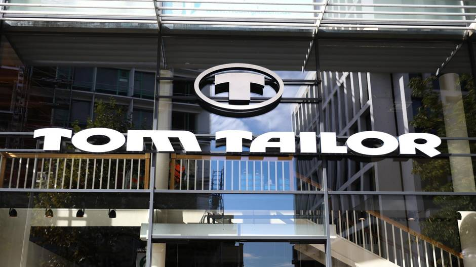 Logo der Modemarke Tom Tailor