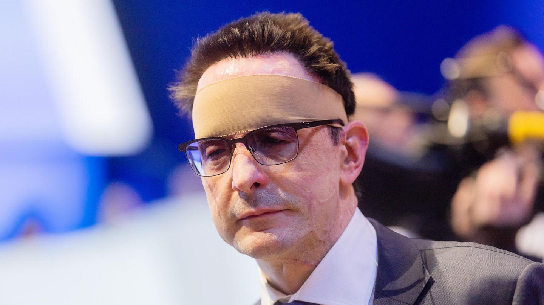 Innogy-Manager Bernhard Günter Anfang des Jahres