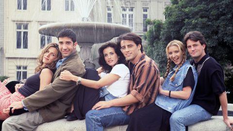 """Rachel, Ross, Monica, Joey, Phoebe und Chandler sind die """"Friends"""""""