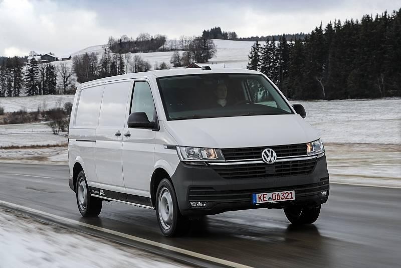 Der VW Abt eTransporter hat eine Reichweite von 109 bis 135 Kilometern