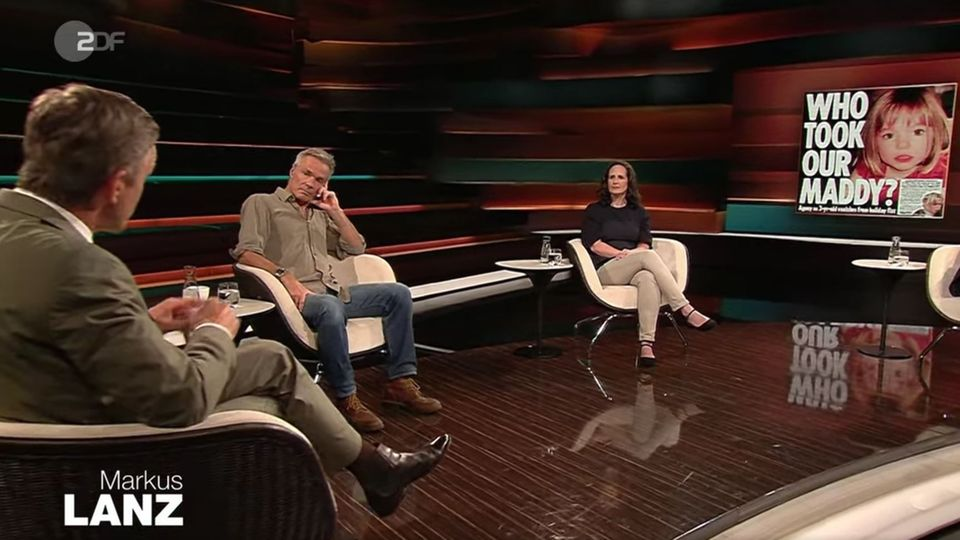Cornelia Fuchs bei Markus Lanz