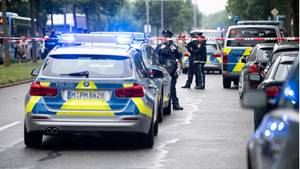 Polizeieinsatz in München
