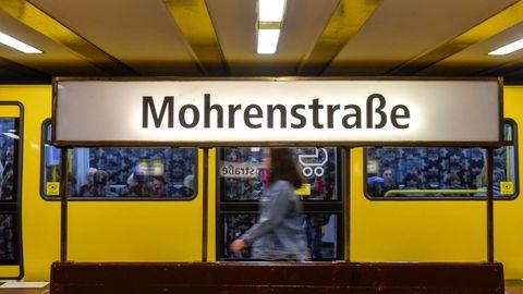 Diskriminierung im Stadtbild: Die Mohrenstraße steht für Rassismus im Alltag – doch ein neuer Name ist nicht in Sicht