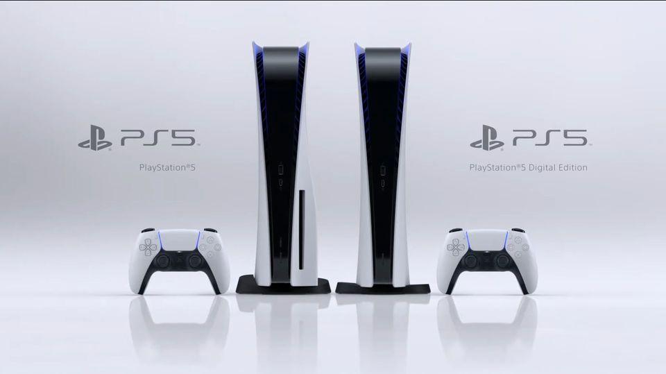 Mit der Playstation 5 und der Playstation 5 Digital Edition hat Sony eigentlich gleich zwei neue Konsolen vorgestellt