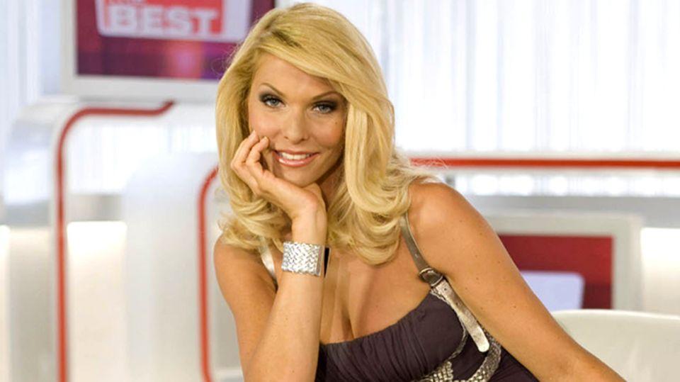 Was macht Moderatorin Sonya Kraus eigentlich heute?