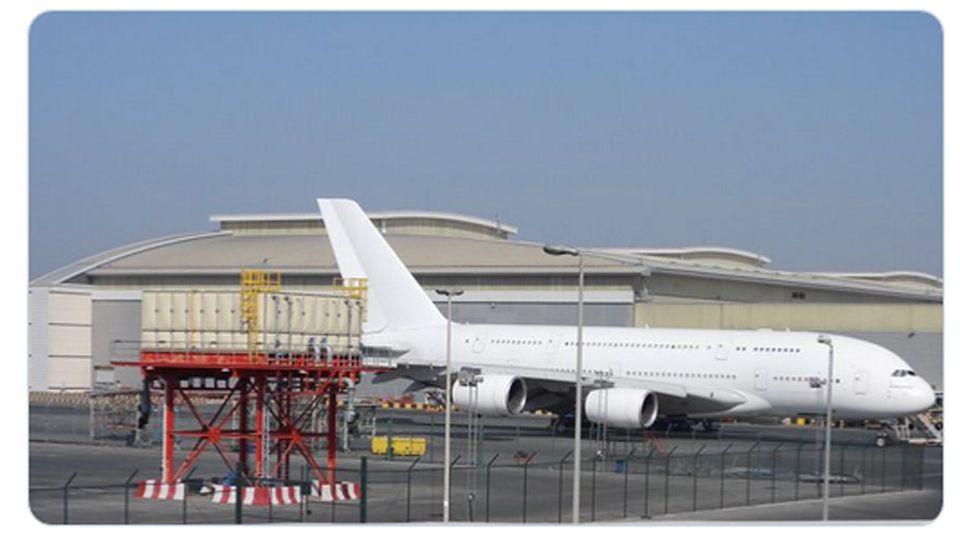 Follow Me: Emirates schickt ersten Airbus A380 aufs Altenteil