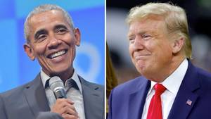 Barack Obama und Donald Trump