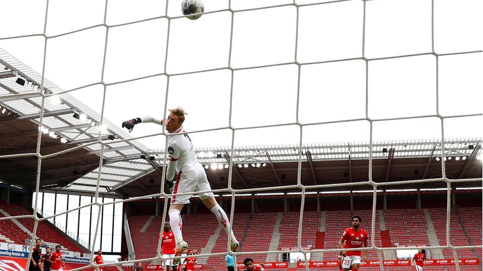 Siegtreffer Augsburg gegen Mainz