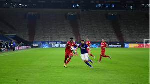 Schalke gegen Bayer Leverkusen