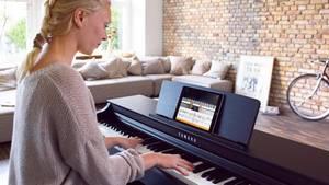 Klavierspielen lernen mit einer App - das verspricht das Start-up Flowkey