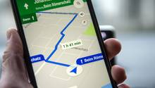 Google Maps offline nutzen - Foto der App