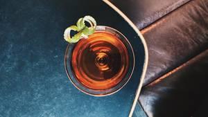 Eine Melange aus Rum, Zucker und Verjus:Der El Rey Cocktail aus der Luft