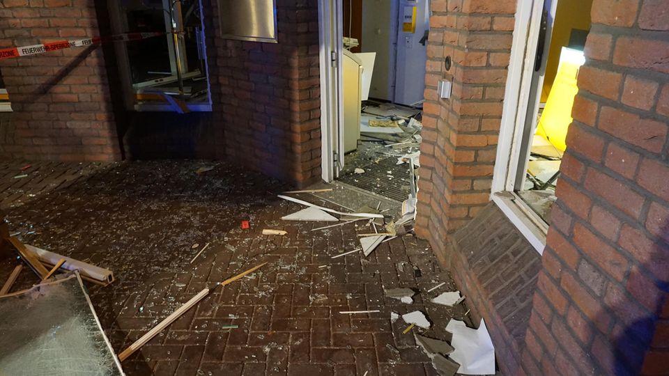 Nachrichten aus Deutschland: In Ratingen kam es zu einer Explosion