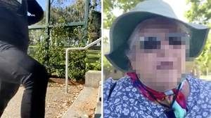 Kalifornien: Frau wollte einfach nur Sport treiben, dann wird sie rassistisch beleidigt