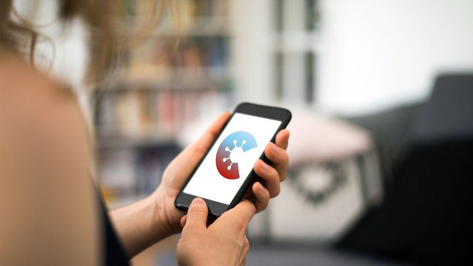 Die Corona_Warn-App steht seit heute für iOS und Android bereit
