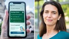 Virologin Brinkmann über die Corona-Warn-App