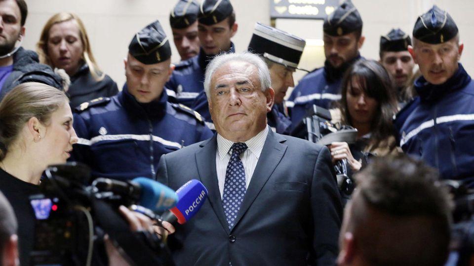 Dominique Strauss-Kahn: Wie sich Ex-IMF-Boss Strauss-Kahn als Berater zwielichtiger Präsidenten verdingt