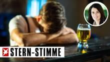 Der Alkohol kostete Georg sein Glück (Symbolbild)