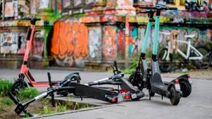 Ein Jahr später: Jeder zweite Deutscher will E-Scooter wieder loswerden