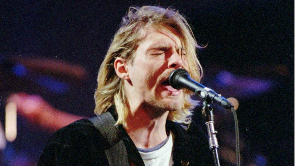 Einstiegsgebot 1 Million Dollar: Kurt Cobains Gitarre wird versteigert