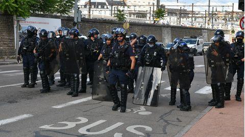 Polizei Dijon