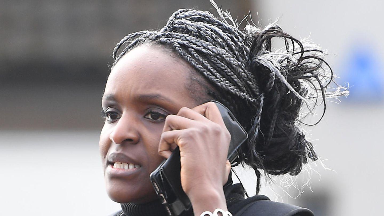 Die britische ehemalige Abgeordnete Fiona Onasanya