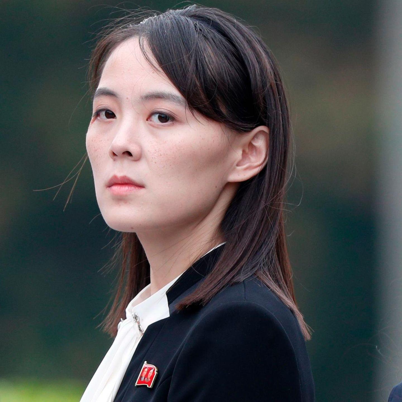 Nordkorea: Kim Yo Jong, kleine Diktatoren-Schwester, immer