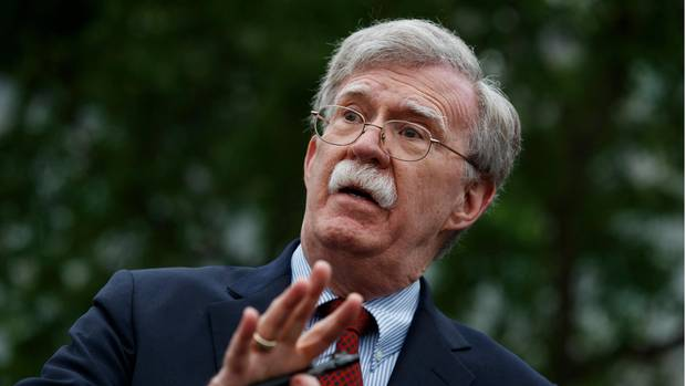 John Bolton,Donald Trumps früherer Nationaler Sicherheitsberater