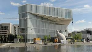 Deichman Bibliothek in Oslo