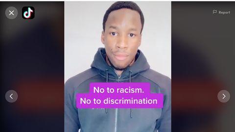 TikTok-Video: Arzt über Alltagsrassismus: Im Kittel respektiert, im Hoodie diskriminiert