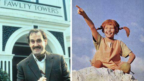 """Rassismus-Debatte um """"Fawlty Towers"""" und Pippi Langstrumpf"""