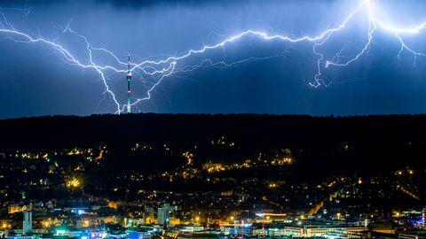 Wetter in Deutschland: Meteorologen erwarten regnerisches und gewittriges Wochenende