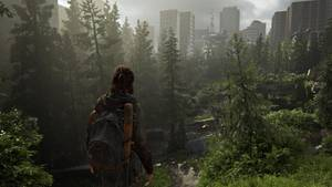 """Überreste der Zivilisationin """"The Last of Us 2"""" strahlen eine melancholische Stimmung aus"""
