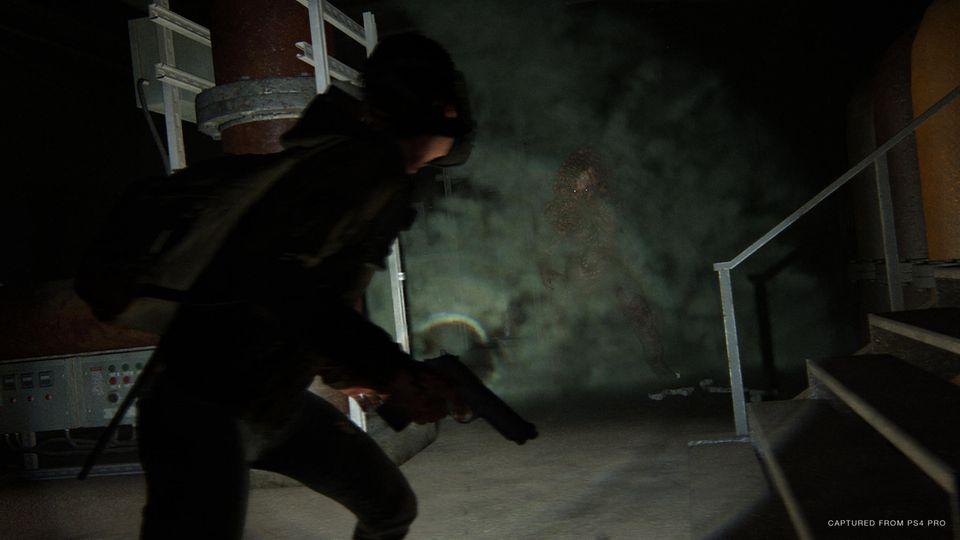 """Die von Pilzen befallenen """"Infizierten"""" lauern auch in """"The Last of Us 2"""" wieder überall"""
