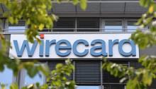 Das Firmenlogo von Wirecard