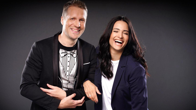 Amira und Oliver Pocher erwarten ihr zweites Kind