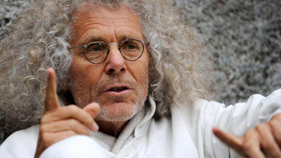 Rainer Langhans wird 80