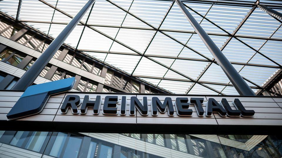 Bundeswehr beauftragt Rheinmetall