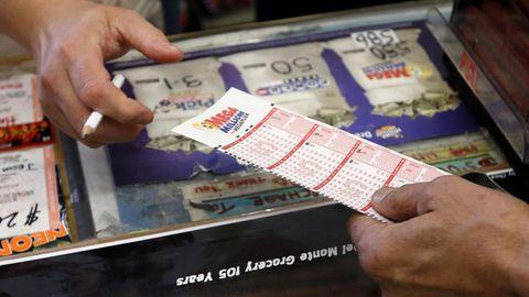 """Los in der Lotterie """"Mega Millions"""" wird verkauft"""