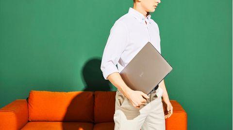 """Notebook LG """"Gram"""""""
