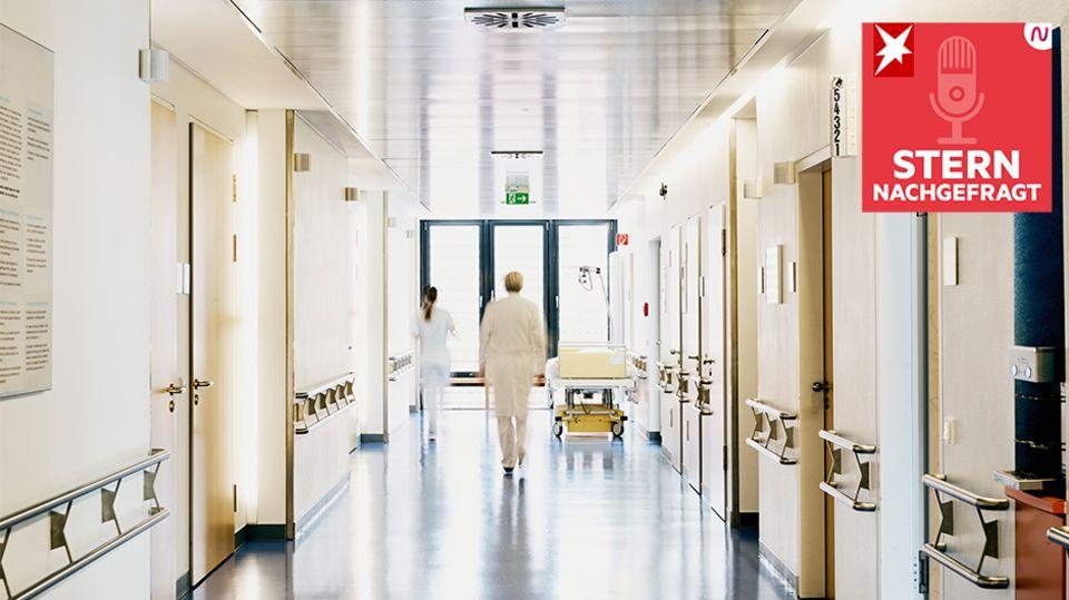 """""""STERN nachgefragt"""": Welche Klinik ist die beste für mich? Worauf Sie bei der Auswahl eines Krankenhauses achten sollten"""
