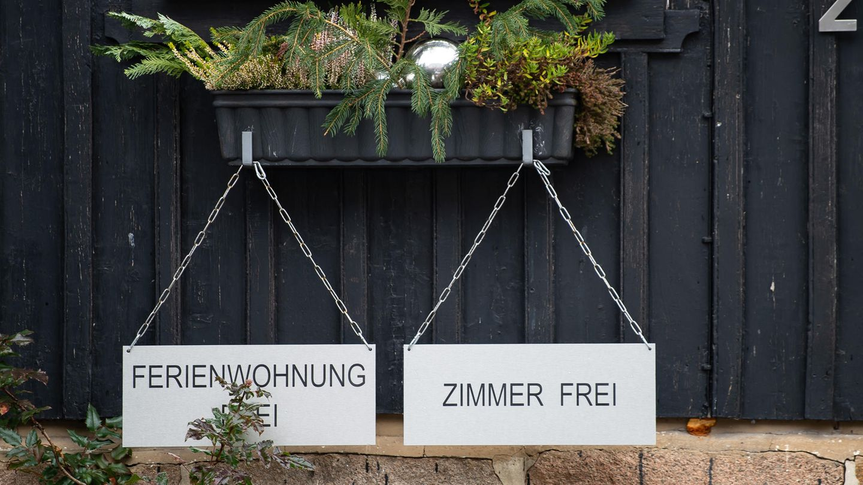 Ferienhäuser in deutschen Landen sind in diesem Sommer sehr gefragt, besonders an den Küsten und im Süden.