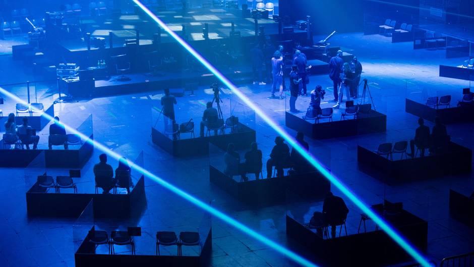 Lanxess Arena in Köln: Konzerte wieder möglich – unter skurrilen Bedingungen