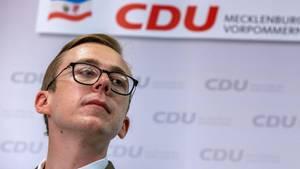 Philipp Amthor, Bundestagsabgeordneter der CDU