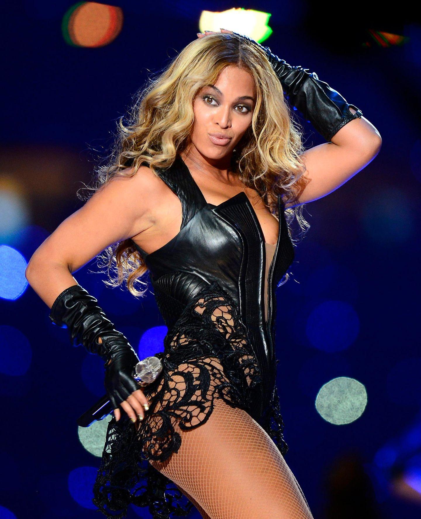 Vip News: Beyoncé feiert Stärke von Schwarzen