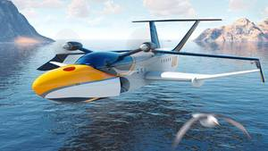 Die Möwe-2 soll sich bis in 3000 Meter Höhe erheben können.
