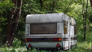 Wohnwagen statt Villa: Einem britischen Unternehmer wurde seine Naivität zum Verhängnis(Symbolfoto).