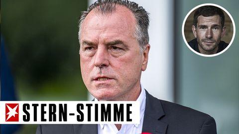 Sehnt sich zurück nach dem Hass der Schalke-Fans: Clemens Tönnies
