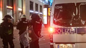Krawalle in Stuttgart: Polizei sieht keine politische Motivation